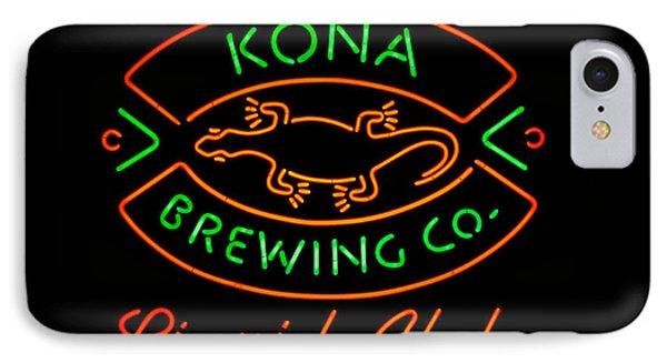 Liquid Aloha IPhone Case