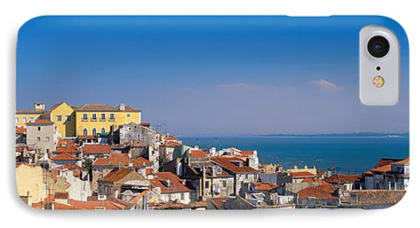 Lisbon, Cityscape, Skyline, Portugal IPhone Case