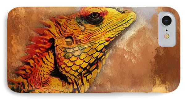 Little Dragon IPhone Case