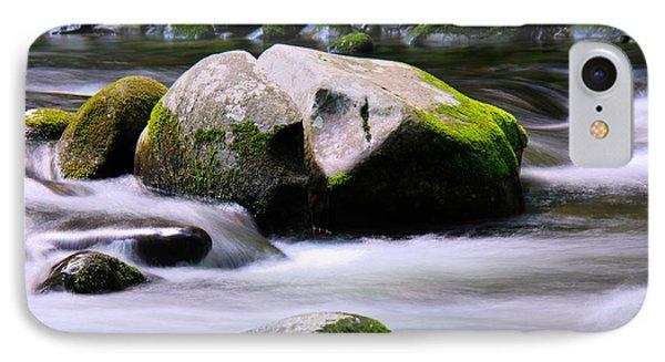 Little Piegon River Gatlinburg Tennessee IPhone Case
