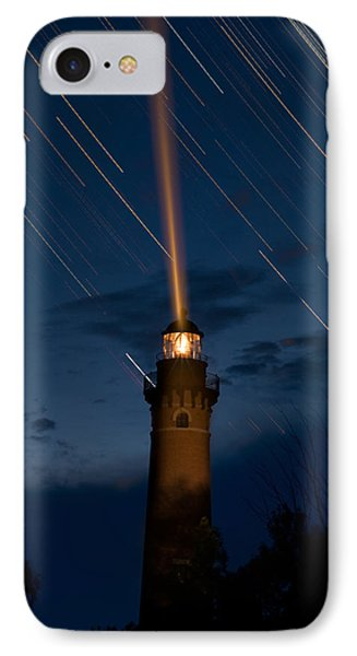 Little Sable Lighthouse IPhone Case