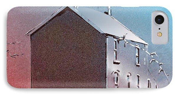 Little Welsh House IPhone Case