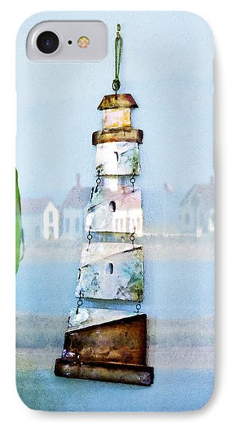 Living By The Sea - Pacific Ocean IPhone Case
