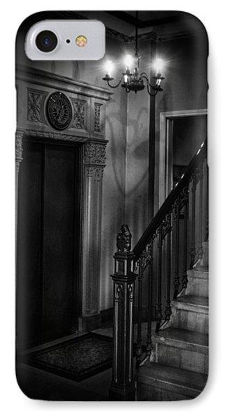 Lobby Elevator At The Villa IPhone Case