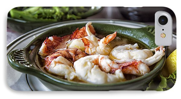 Lobster Saute IPhone Case