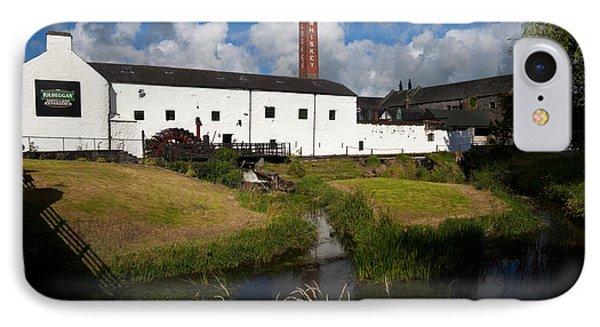 Lockes Irish Whiskey Distillery IPhone Case