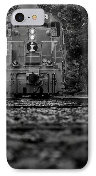 Locomotive 7738 IPhone Case