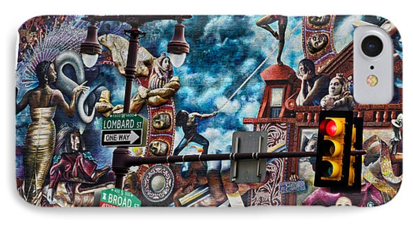 Lombard And Broad IPhone Case