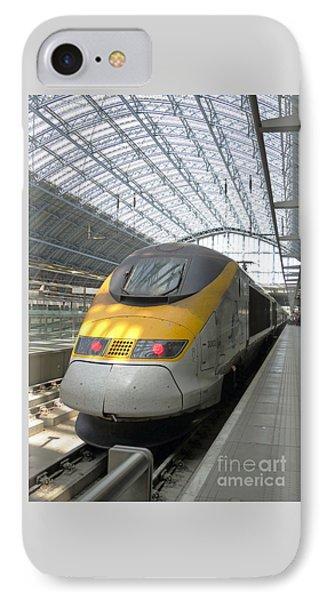 London Arrival IPhone Case