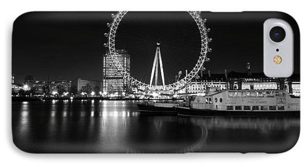 London Eye Mono IPhone Case