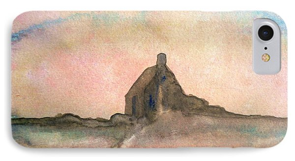 Lonely Cottage IPhone Case
