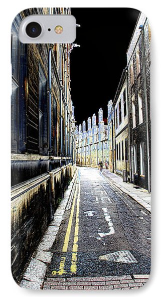 Lonely Street IPhone Case