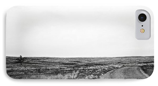 Lonesome Highway No.1 IPhone Case