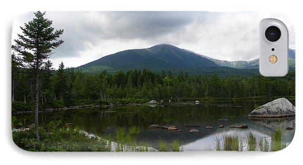 Lonesome Pine At Sandy Stream Pond IPhone Case