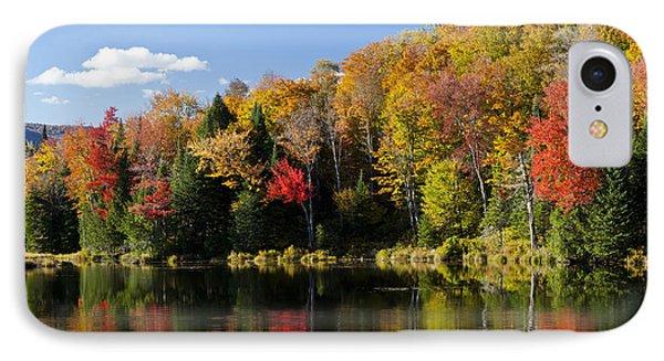 Long Pond Autumn IPhone Case