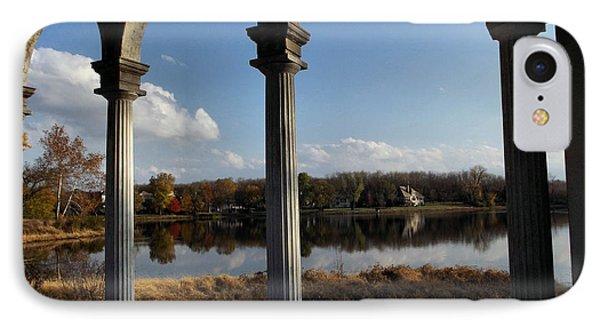 Longview Lake IPhone Case