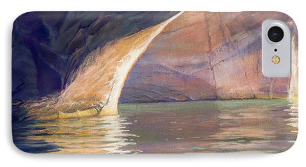 Looking Out Lake Powell IPhone Case