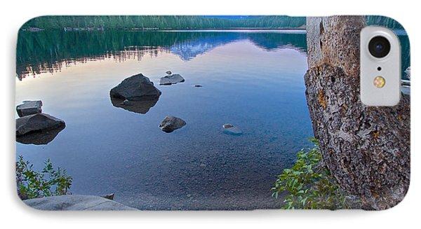 Lost Lake Morning 81014b IPhone Case