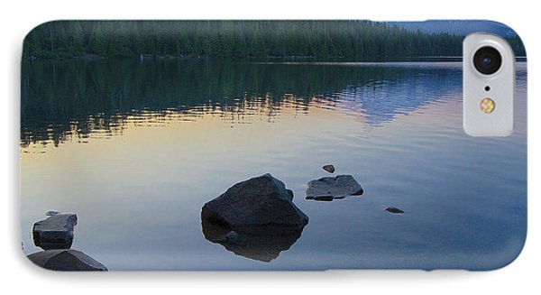 Lost Lake Morning 81014c IPhone Case