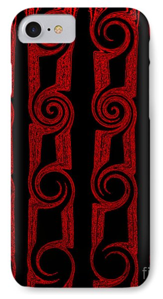 Lost Tribes IPhone Case