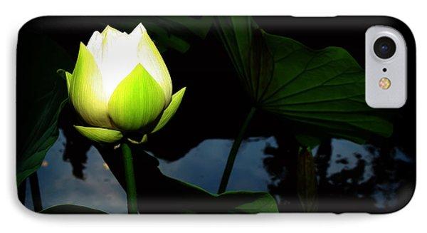 Lotus Flower 2 IPhone Case