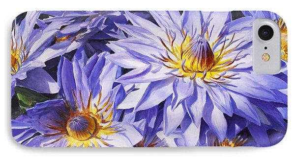 Lotus Light - Hawaiian Tropical Floral IPhone Case