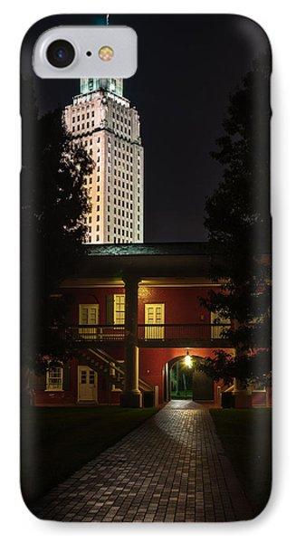 Louisiana State Capitol And Pentagon Barracks IPhone Case