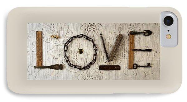Love IPhone Case