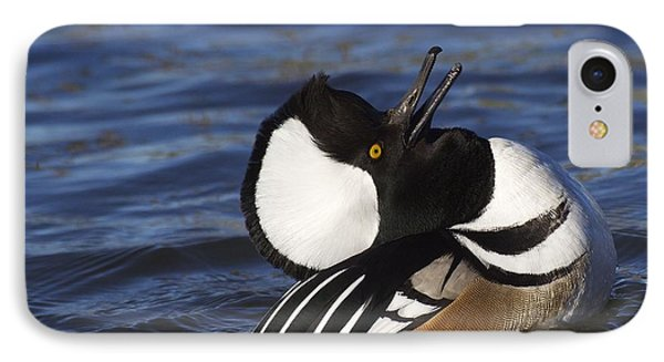 Love Sick Merganser IPhone Case