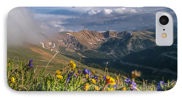 Loveland Pass Summer IPhone Case