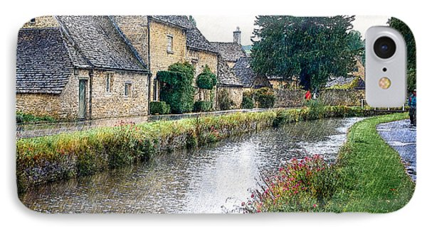 Lower Slaughter IPhone Case