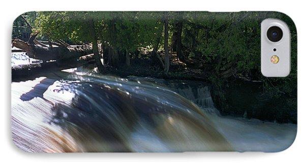 Lower Tahquamenon Falls IPhone Case