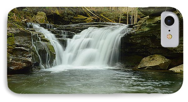Lower Twin Falls #1 IPhone Case