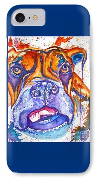Lucille Boxer Blues  IPhone Case