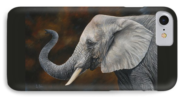Africa iPhone 8 Case - Lucky by Lucie Bilodeau