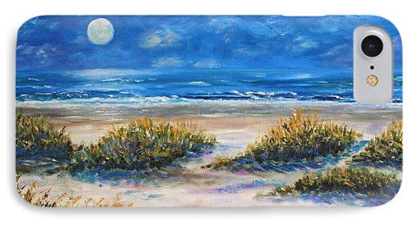 Lunar Beach IPhone Case