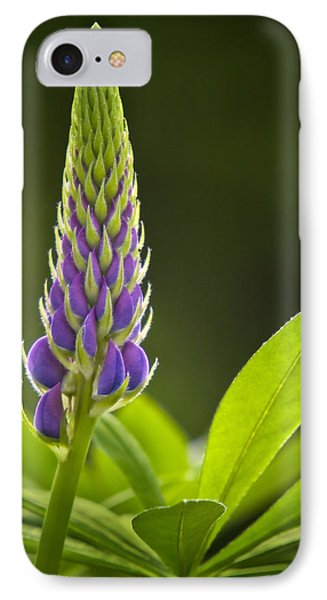 Lupin Bud IPhone Case