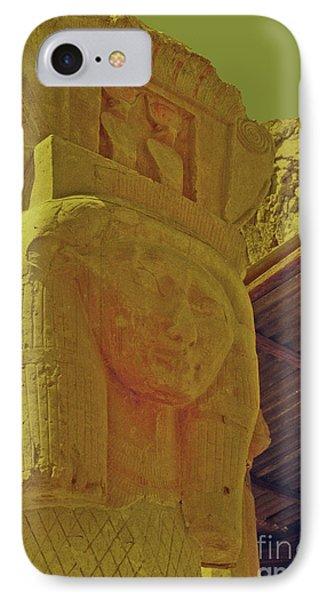 Luxor Temple IPhone Case