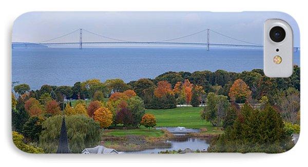 Mackinac Autumn IPhone Case
