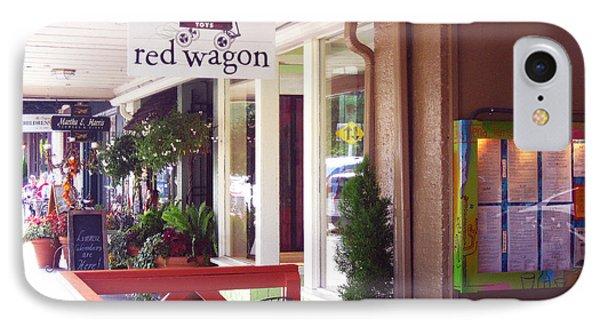Madison Valley Street Scene 1 IPhone Case
