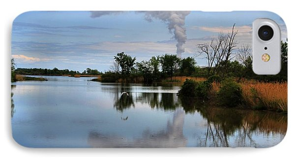 Magee Marsh Reflection IPhone Case