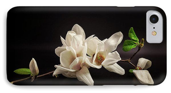 Orchid iPhone 8 Case - Magnolia by Tony08