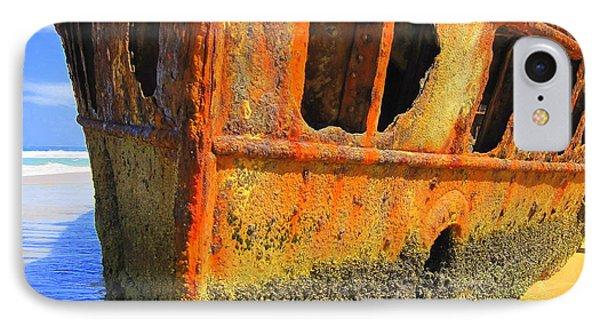 Maheno Shipwreck IPhone Case