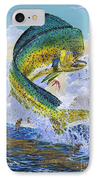 Mahi Hookup Off0020 IPhone Case