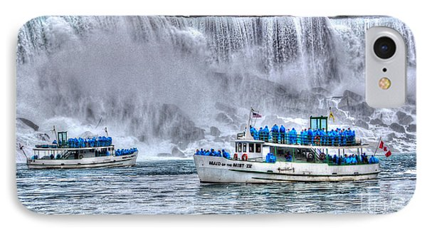 Maid Of The Mist IPhone Case
