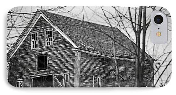 Maine Barn IPhone Case
