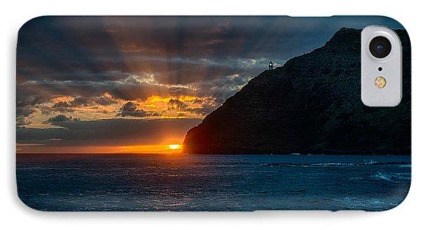 Makapuu Sunrise IPhone Case