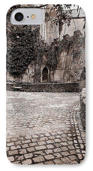 Malahide Castle Grounds IPhone Case