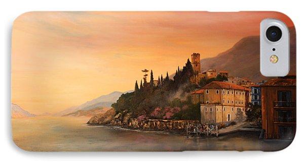 Malcesine Lake Garda Italy IPhone Case