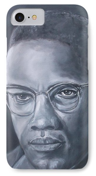 Malcolm IPhone Case